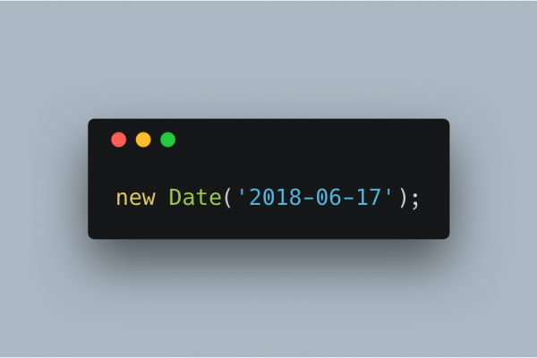 Get current Date in javascript